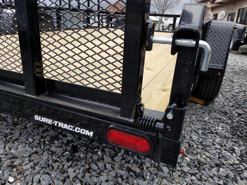 7 X 12 Sure-Trac Tube Top Utility 3k