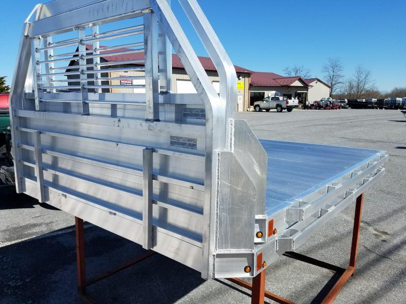 "96"" x 106"" ALUMA Aluminum Dually Truck Bed"