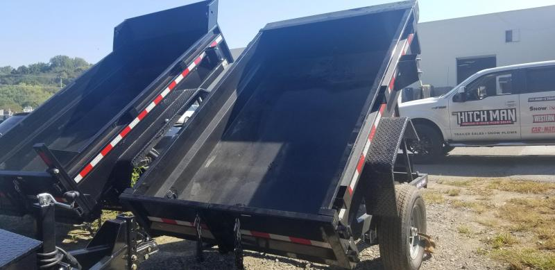 62in x 8 Sure-Trac LProfile Dump Single Ram 5k