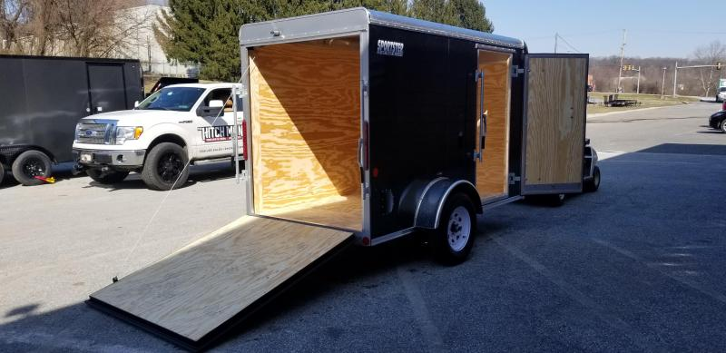 Car-Mate 5 x 10  Sportster Cargo 3k