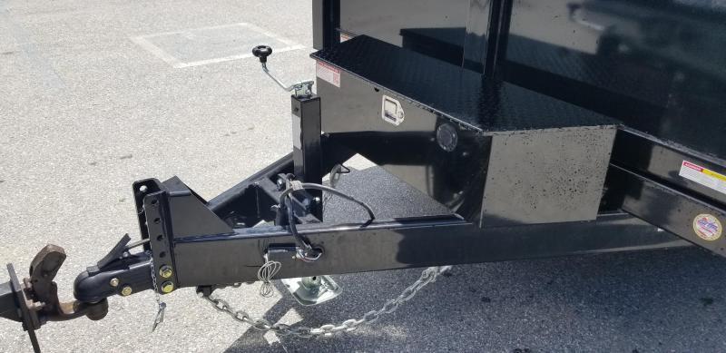 82in x 12 Sure-Trac  LProfile Dual Ram Dump 12k