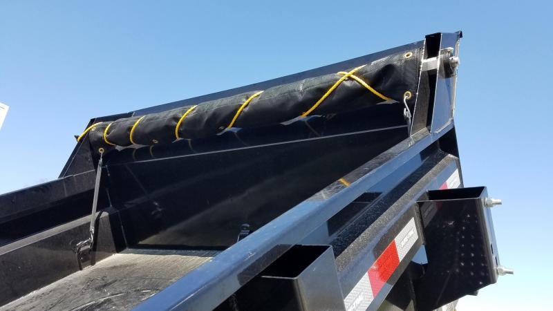 6 x 10 Sure-Trac Low Profile 7K Single Ram Dump