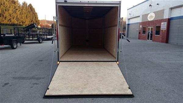 7 x 16 Look Element SE Cargo Trailer 7k