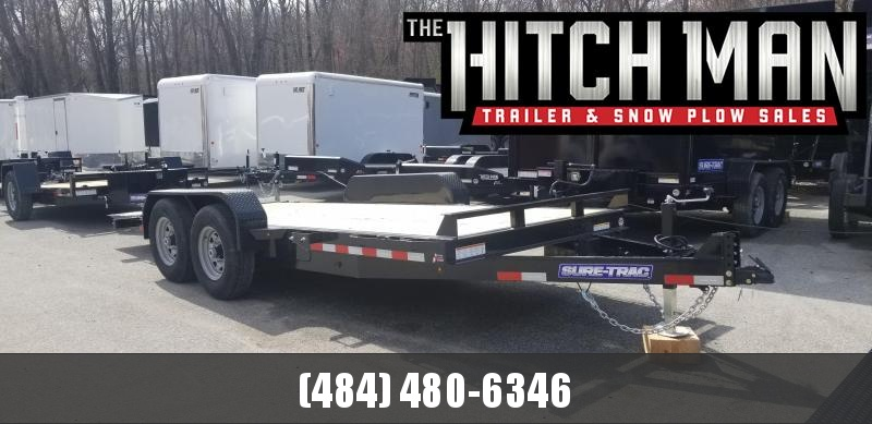 Sure-Trac 7 x 18 Tilt Bed Equipment  14k