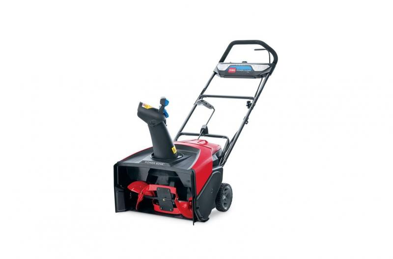 Toro 39902 Power Clear 60v Cordless e21 (2 x 6.0ah battery) Snow Thrower