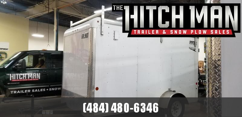 2015 Car Mate Trailers Sportster Enclosed Cargo Trailer