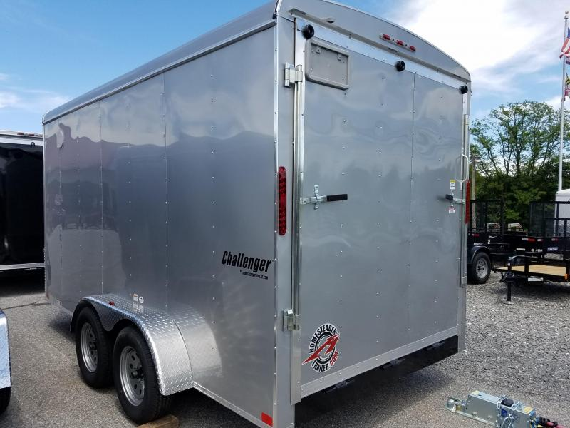 7 x 14 Homesteader Challenger Cargo Trailer 7k
