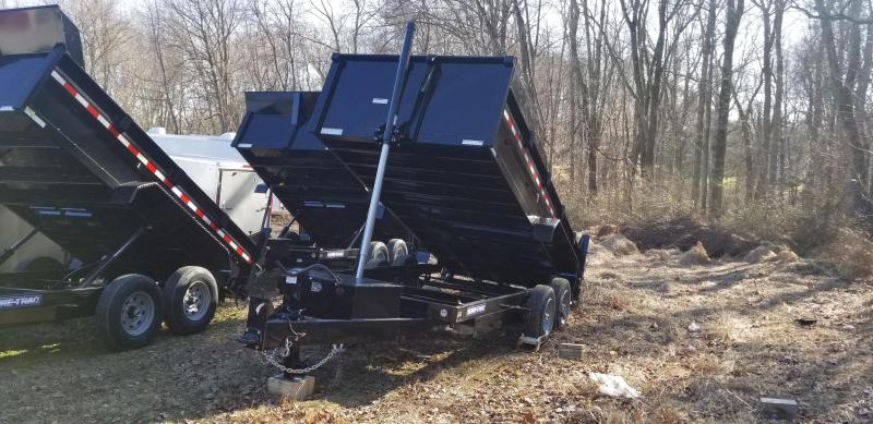 82in x 16 Sure-Trac Telescopic Dump 16k