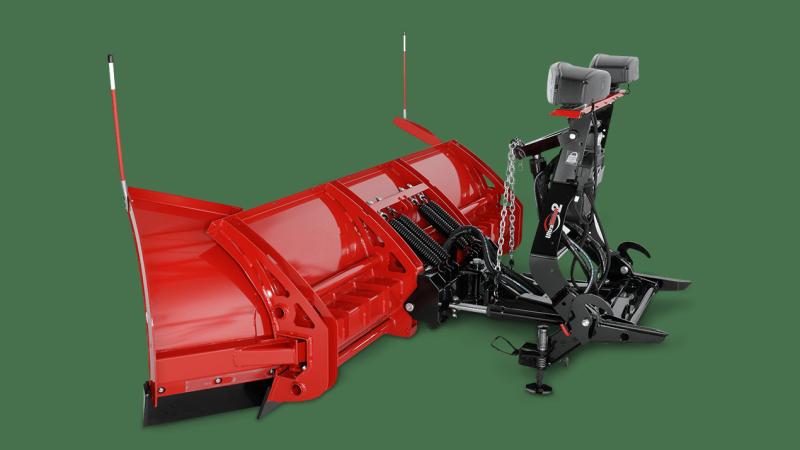 Western WIDE-OUT GEN 2 8'-10' Snow Plow