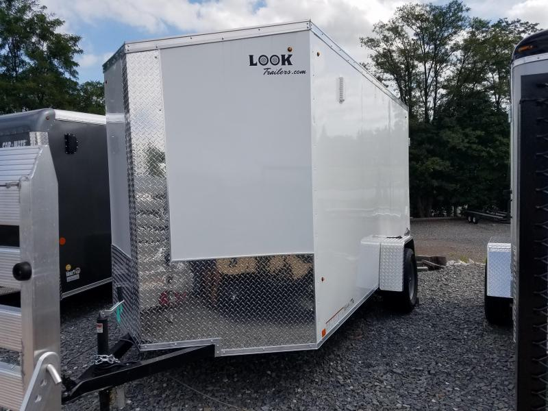 6 x 12 Look Element SE V-Nose Cargo 3K