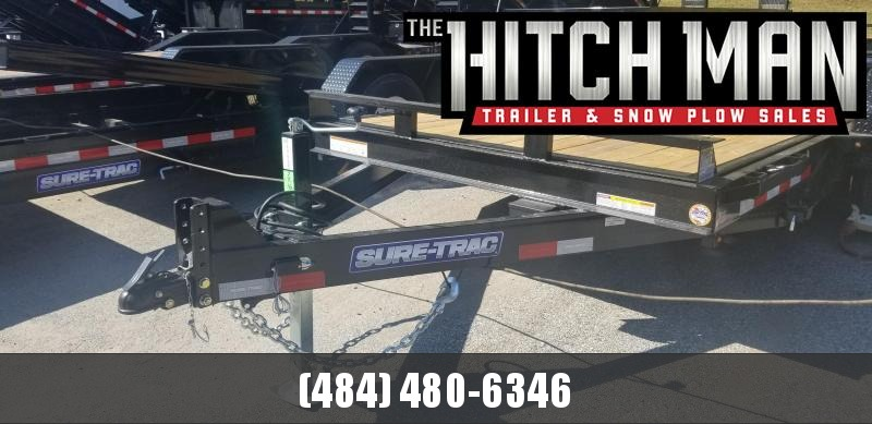 7 x 16 Sure-Trac Tilt Bed Equipment  14k