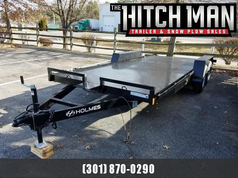 7 x 18 Holmes Full Deck Car Hauler 10k