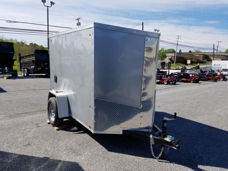 5 x 8 Look Element SE V-Nose Cargo Trailer 3k