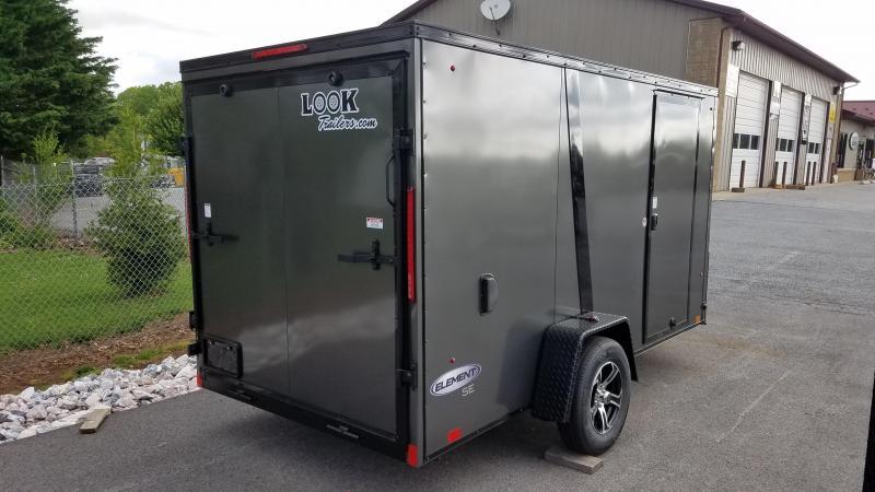 6 x 12 Look Element SE BLACKOUT V-Nose Cargo 3K