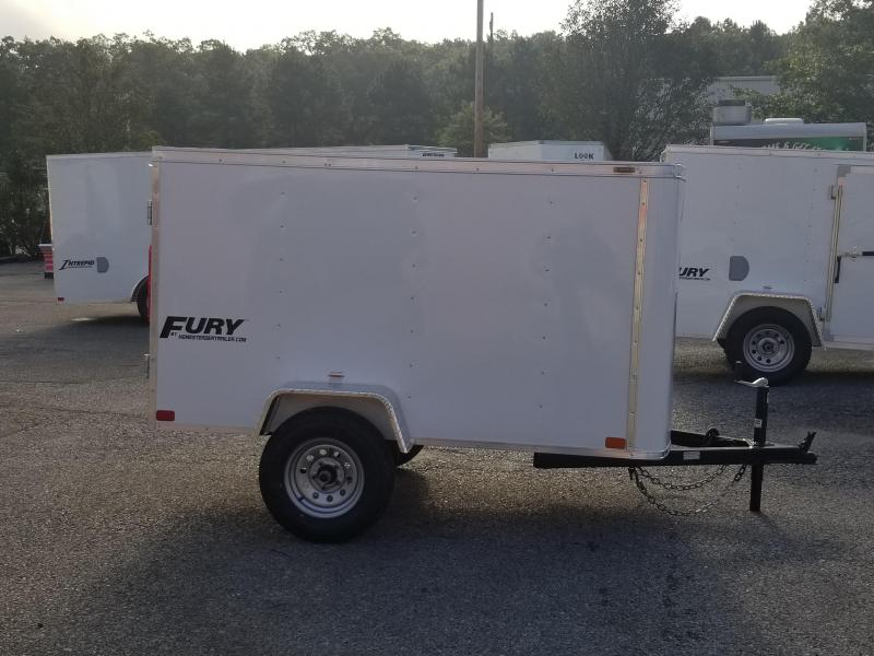 4 x 8 Homesteader Fury 2k