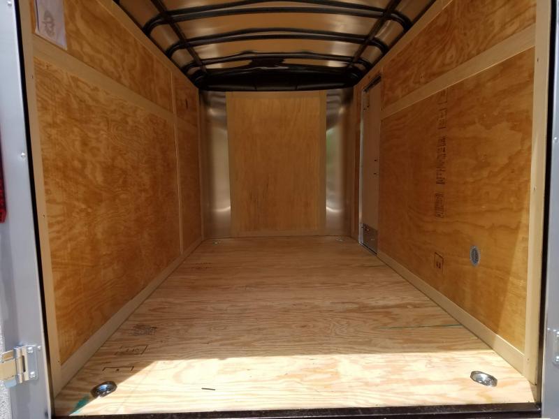 6 X 12 Homesteader Challenger Cargo Trailer 3k
