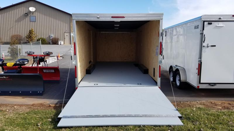 8.5 x 20 Car Mate Custom Car Trailer 7k