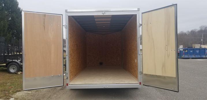 6x12 Look ST V-Nose Cargo 3k