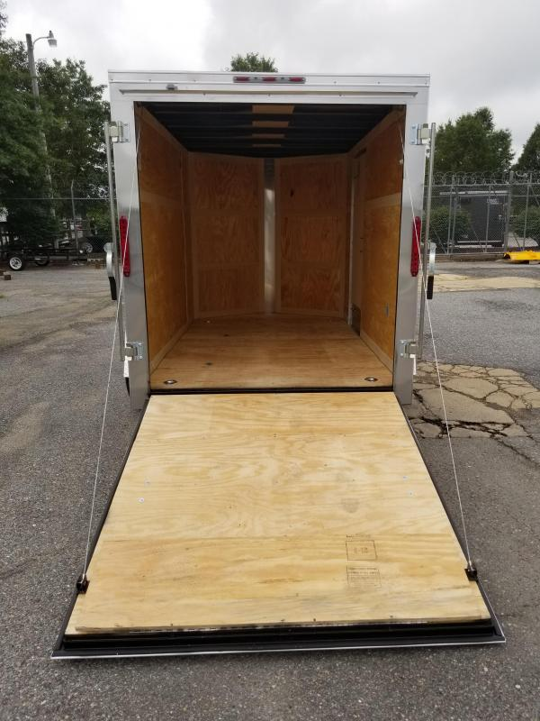 6 x 10 Homesteader Intrepid V-Nose Cargo Trailer 3k