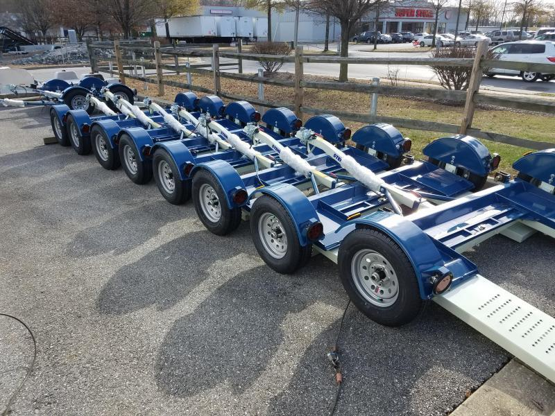 """80"""" Stehl Tow 3.5k Tow Dolly"""