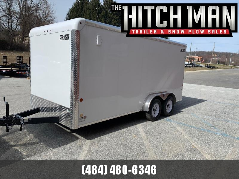 Car Mate Trailers 7x16 Custom Cargo 7k