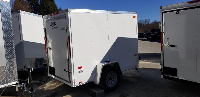 5x8 Look ST Cargo Trailer 3k