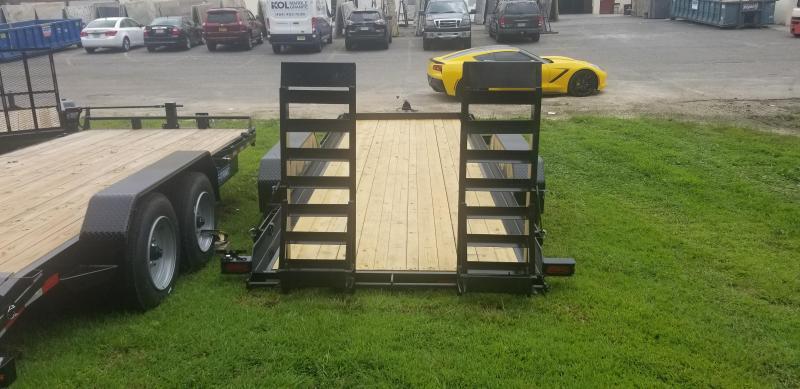 Sure-Trac 7 x 20 Skid Steer  14k