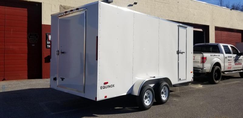 7 x 16 Look  Equinox Cargo 7k