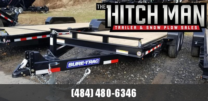 Sure-Trac 7 x 18 Tilt Bed Equipment  14k