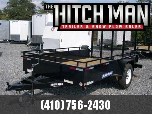 6 x 10 Sure-Trac Steel High Side 3.5k