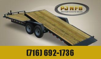 "2020 Quality Trailers 82"" x 22'6"" Professional Grade Bumper Pull Tilt Equipment 15K Equipment Trailer"