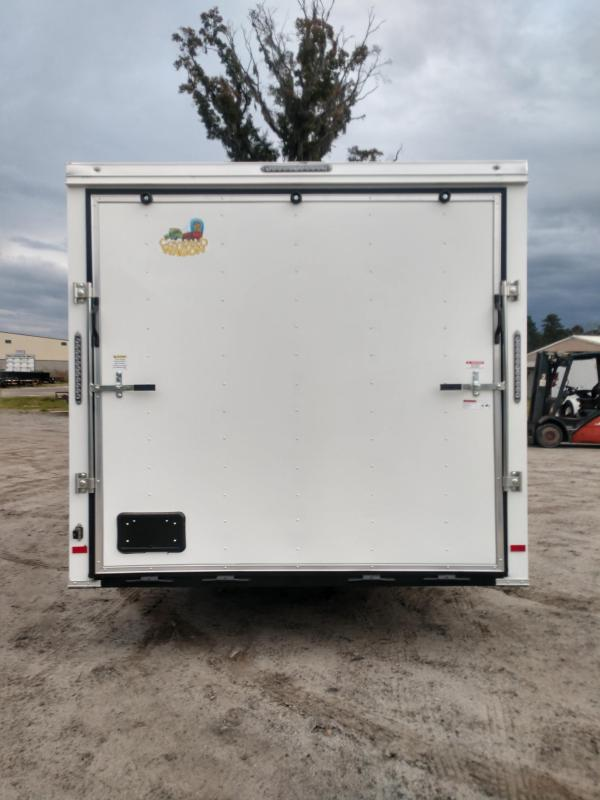 2020 Covered Wagon Trailers cw8.5x20ta3 Enclosed Cargo Trailer