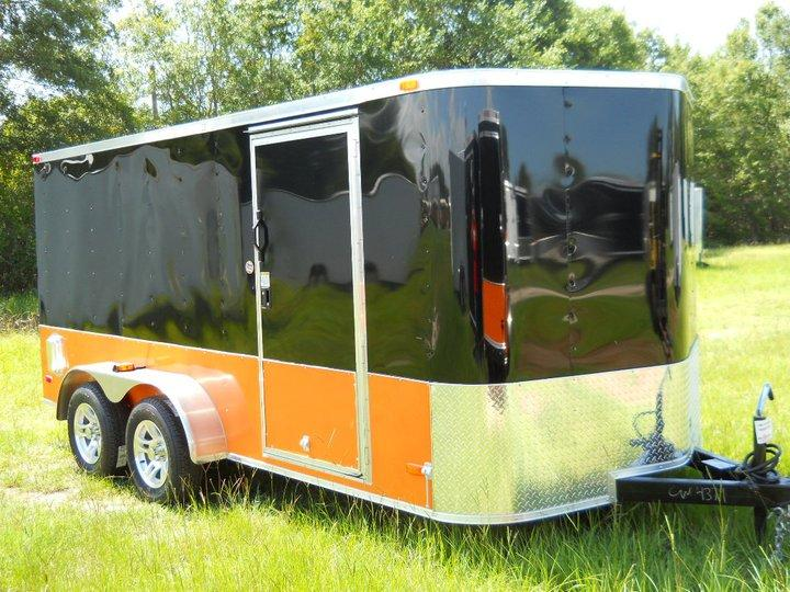 2020 Covered Wagon Trailers Goldmine 7 x 14 TA Enclosed Cargo Trailer