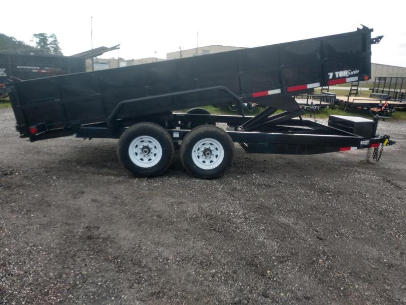 2019 Anderson Manufacturing d7167tlp Dump Trailer