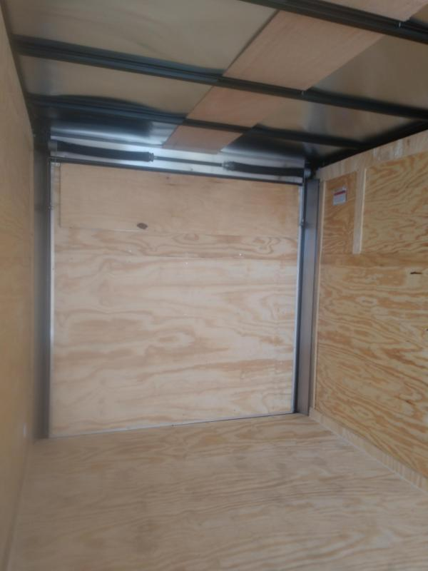 2020 Covered Wagon Trailers CW7X14TA Enclosed Cargo Trailer