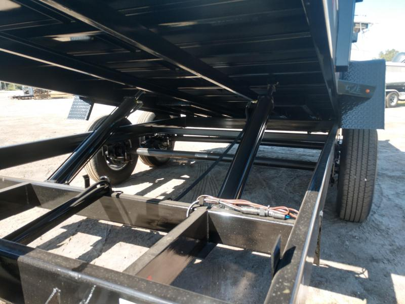 2019 Down 2 Earth Trailers D7147TLP Dump Trailer