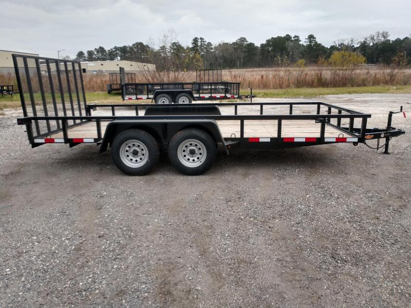 2019 Down 2 Earth Trailers dte2816ut3.5b Utility Trailer