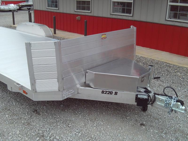 2019 Aluma CAR HAULER 8220TA Car / Racing Trailer