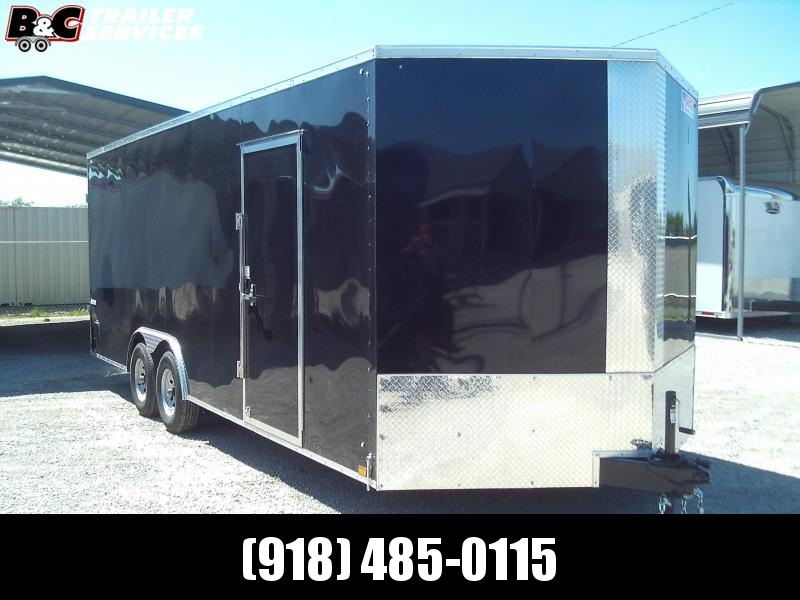 2021 Pace American NEW 2021 PACE AMERICAN 8.5X22 ENCLOSED CARGO \ CAR HAULER Enclosed Cargo Trailer