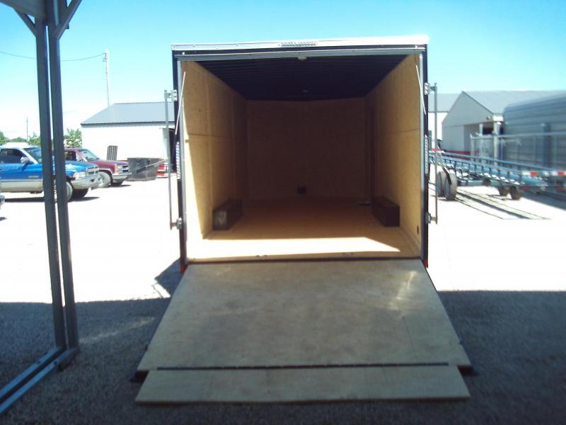 2021 Pace American NEW 2021 PACE AMERICAN 8.5X22 ENCLOSED CARGO \ CAR HAULER Enclosed Cargo Trailer