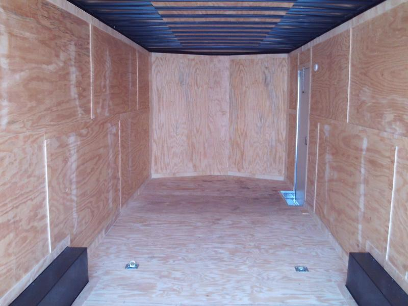 2019 Covered Wagon Trailers 8.5X32 V-NOSE Enclosed Cargo Trailer