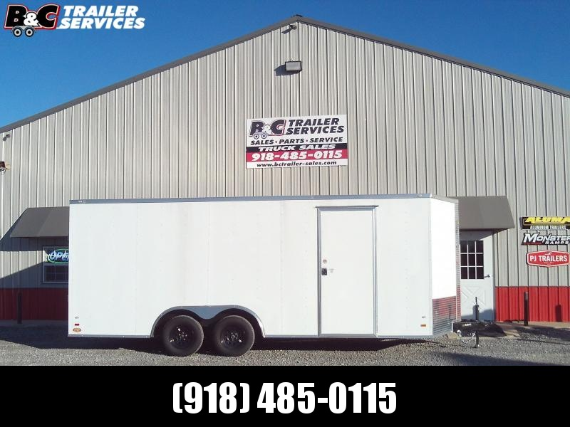 2020 Covered Wagon Trailers 8.5X22 Enclosed Cargo Trailer