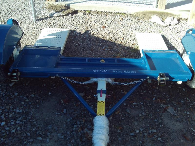 2020 Stehl TOW DOLLY W/ SURGE BRAKES Tow Dolly