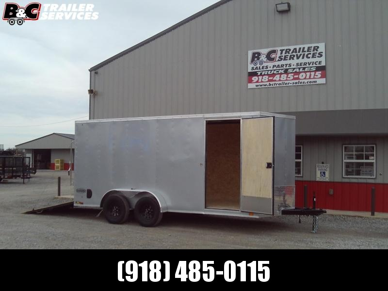 2020 Cargo Express 7X18 Enclosed Cargo Trailer