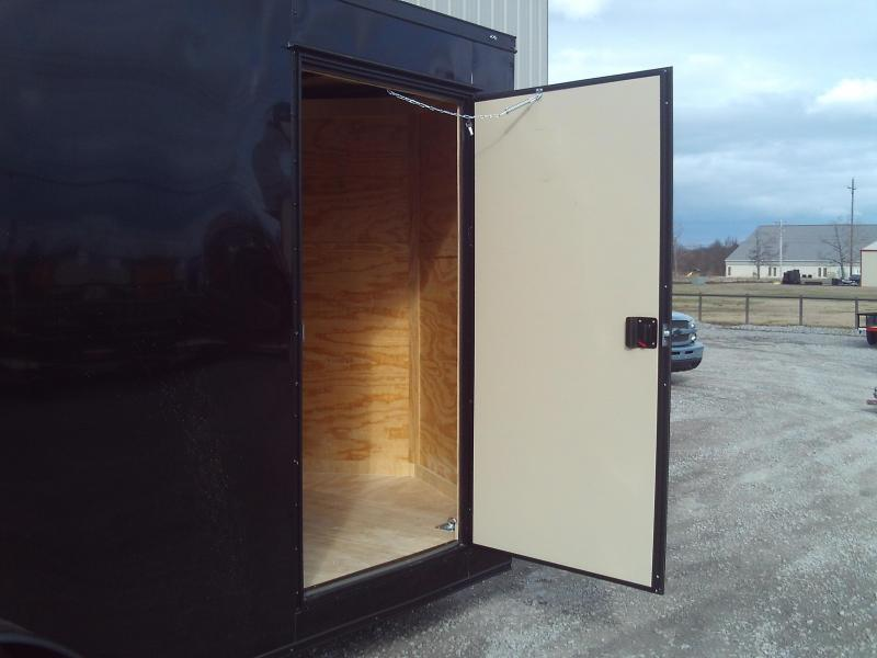 2020 Covered Wagon Trailers 7X18 7' INTERIOR HEIGHT Enclosed Cargo Trailer