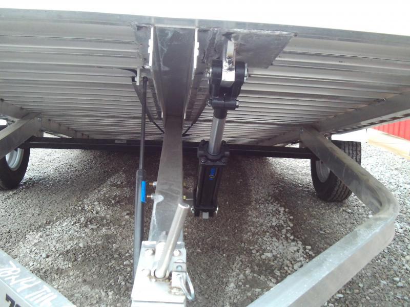 2020 Aluma 14 UTILITY TILT TRAILER Utility Trailer