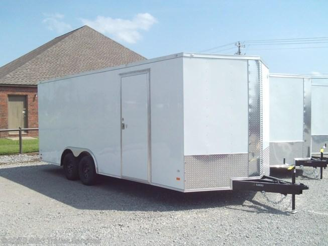 New 2019 Covered Wagon 8.5X22 ENCLOSED CARGO TRAILER 3500 AXLES