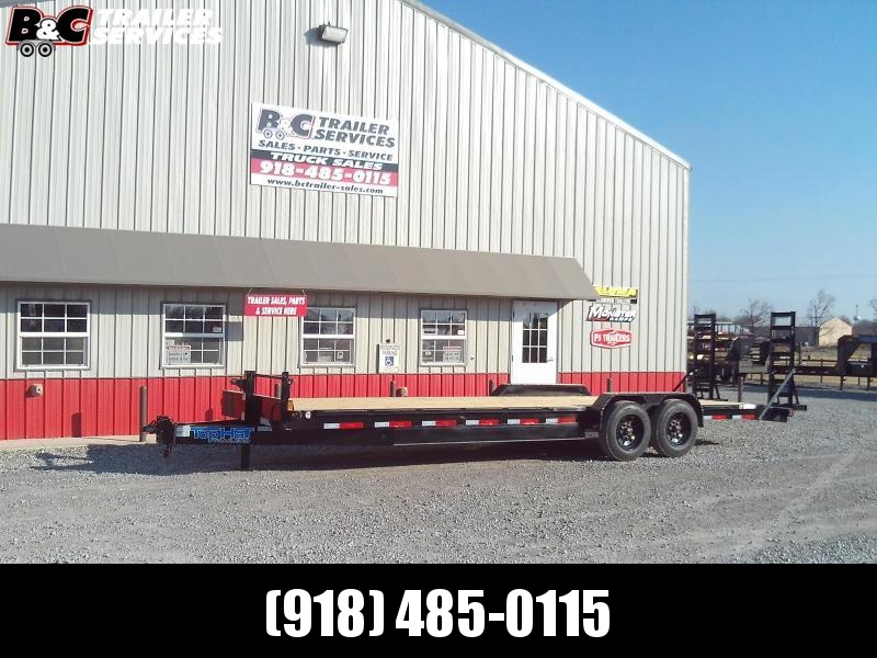 2020 Top Hat Trailers 26X83 EQUIPMENT Equipment Trailer