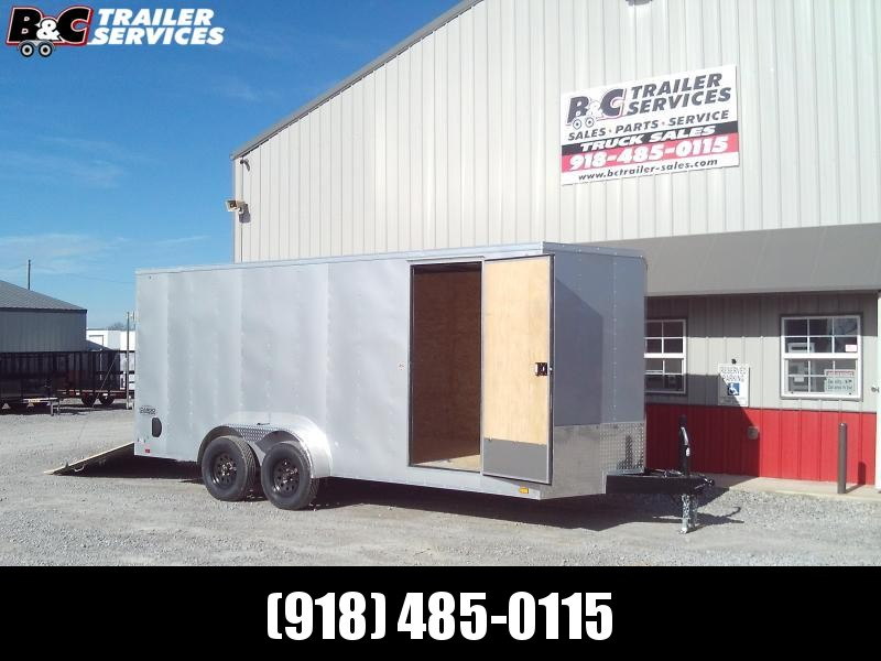 2020 Cargo Express 7x20 Enclosed Cargo Trailer