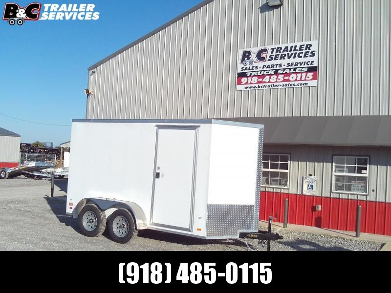 2020 Covered Wagon Trailers 7X14 CARGO TRAILER